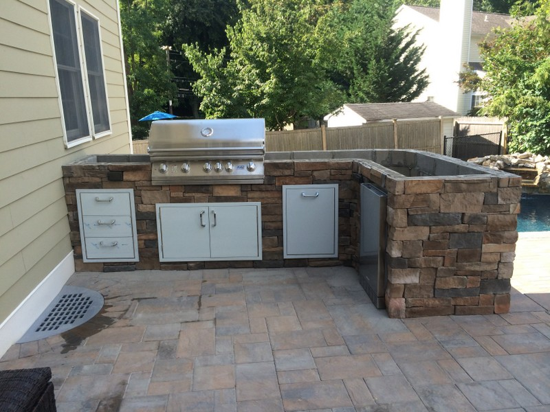 outdoor kitchens rocks masonry long island masonry contractor