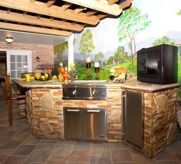 Outdoor Kitchens Rocks Masonry Long Island Masonry